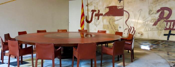 Proposta de govern constituent de la Catalunya independent, amb noms i cognoms