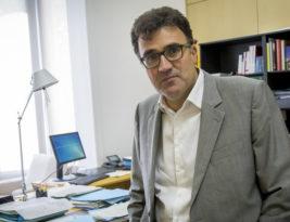 Lluís Salvadó: 'L'estat espanyol té tots els incentius del món per a no engegar-se un tret al cap'