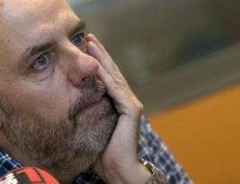 Jordi Basté: 'Potser algun dia el meu cap apareixerà rodant per la Diagonal'